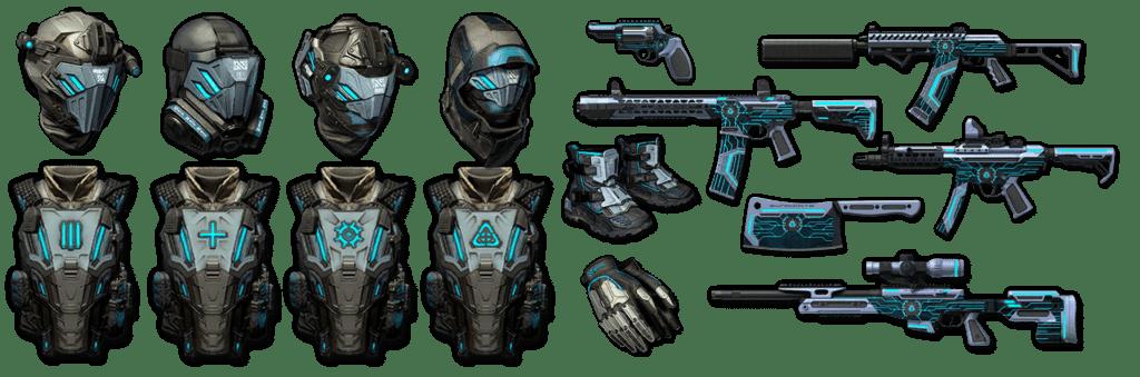 """Warface """"Синдикат"""": бонусы для новичков 2021"""